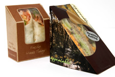Sandwich Packaging | Low Prices and Fast Delivery From R+R