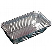 6a Foil Food Containers x500