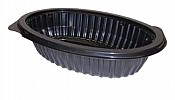 16 oz Microwavable Casserole Oval Container