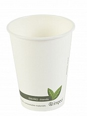 Biodegradable Paper Hot Cups 12oz