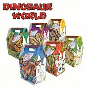Kids Dinosaur World Party Boxes x250
