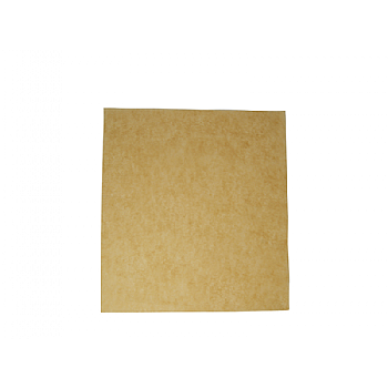 Unbleached Greaseproof Sheet 275mm x 380mm