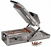VS300DT Table Top Lidding Machine With Adjustable Bars
