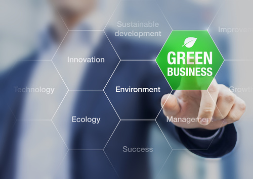 A Green Business
