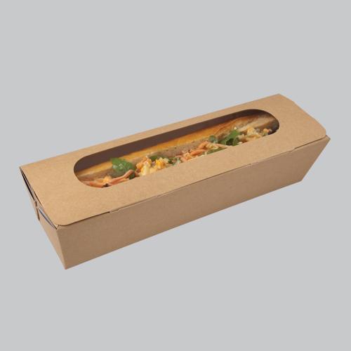 Tuck Top Baguette Box R R Packaging