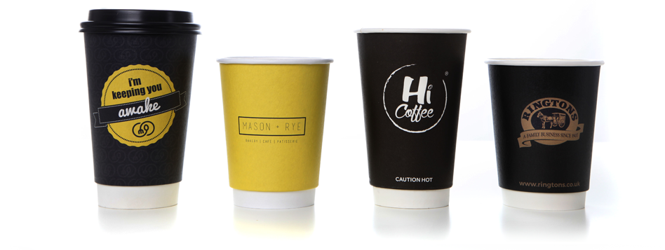 Bespoke Cup design at R&R Packaging