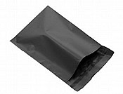 240 x 330mm Black LDPE Mailing Bags