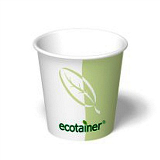 Ecotainer Hot Cup 4oz