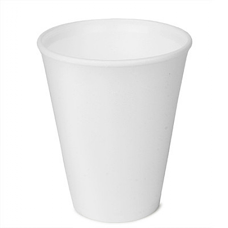 12oz Disposable Poly Drinking Cups x1000