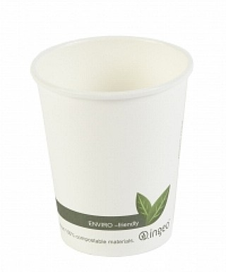 Biodegradable Paper Hot Cups 8oz