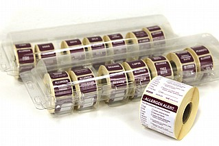 Allergen Label Kit