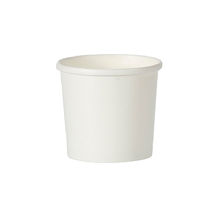 Heavy Duty Soup Containers White 12oz (355ml) x 500