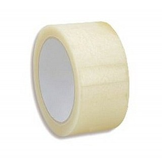 Clear Poly Prop Packaging Tape 48mm