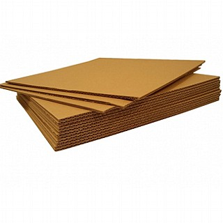 Corrugated Cardboard Sheets A3