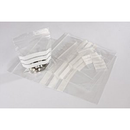 Grip Seal Bags Write-On-Panels 4 x 5.5