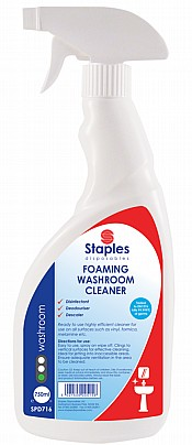 Handy Foaming Washroom Cleaner 750ml