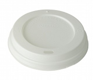 White Travel Sip Lids 12 / 16 oz x1000