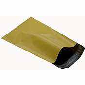Yellow Plastic Mailing Bags 305 x 406mm